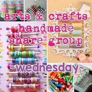 10/21 ARTS, CRAFTS AND HANDMADE SHARE GROUP